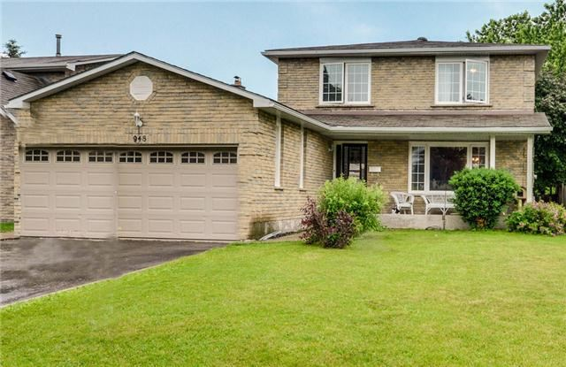 948 ferndale cres, Newmarket Ontario, Canada